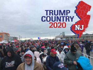 New Jersey Could Flip Red For 2020 Presidential Election