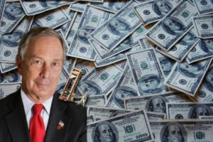 Mike Bloomberg will pay $150 to say nice things about him