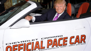 President Trump will attend Daytona 500