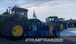 Ohio High School FFA Students Not Allow driving their Tractors to school With Trump Flags