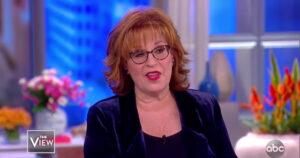 Joy Behar compares President Trump to OJ Simpson