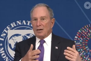 """Bloomberg """"Taxing the poor is good because they'll have less money to hurt themselves""""."""
