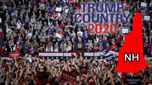 New Hampshire Could Flip Red For The 2020 Presidental Election