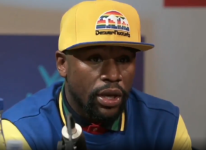 """Floyd Mayweather: """"The Economy is better than It's been in 50 years"""" thanks to President Trump"""