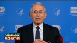 Dr. Fauci: President Trump's Travel Ban Is What Will Save This Country From Becoming Italy