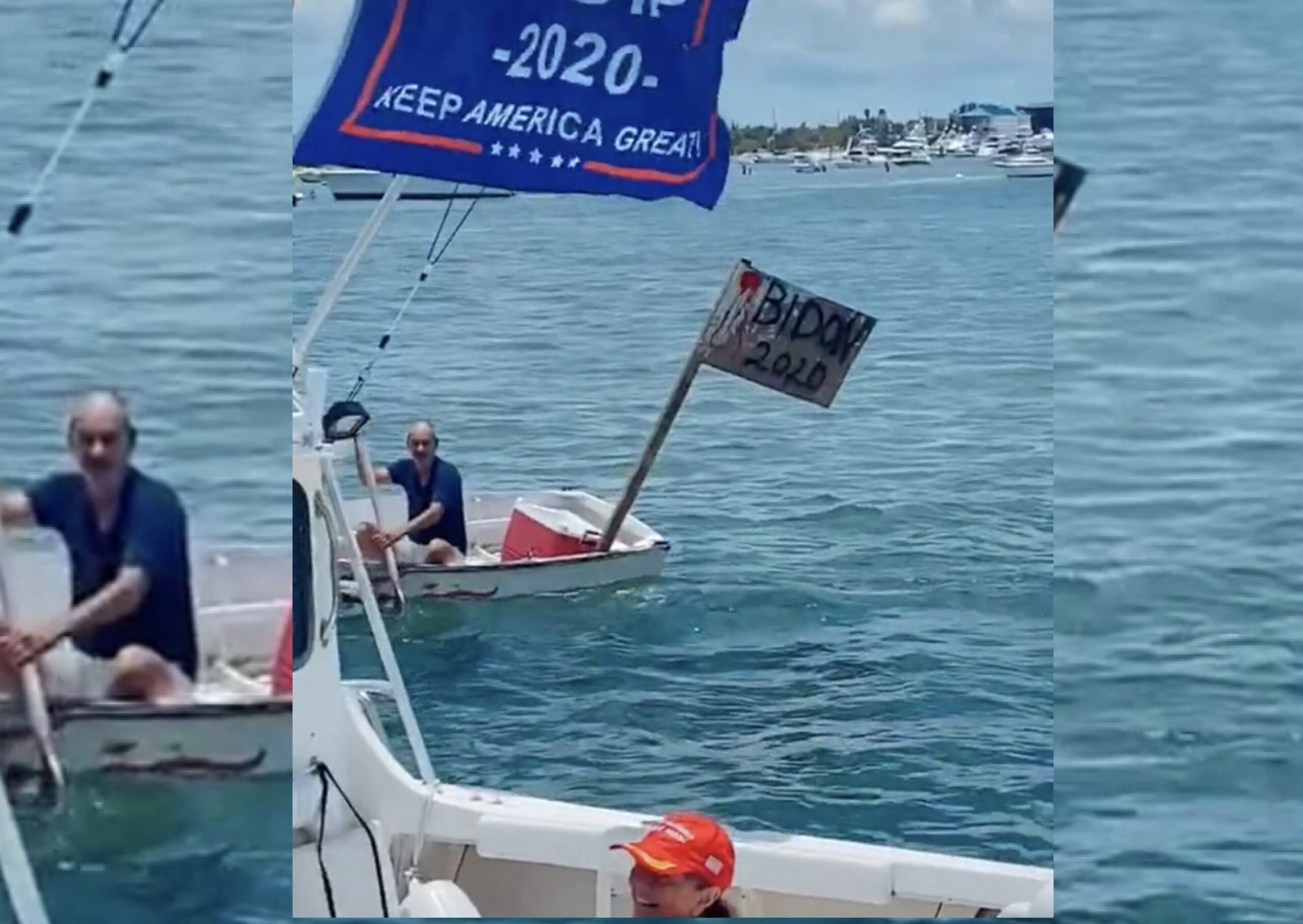 Boaters for Biden 😂