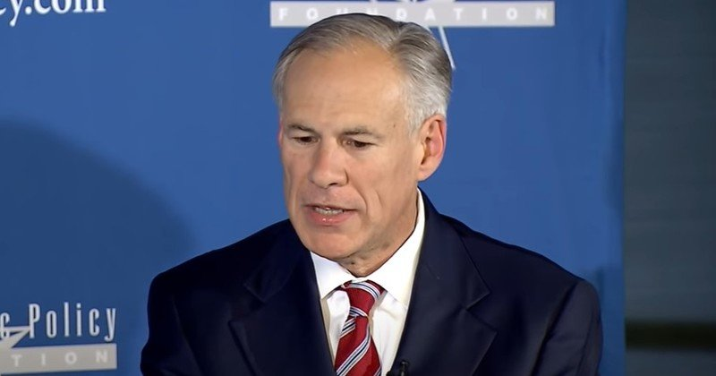 TEXAS GOVERNOR REFUSES TO THROW FIRST PITCH OVER MLB STANCE ON GEORGIA